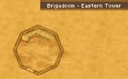 Brigadoom - Eastern tower