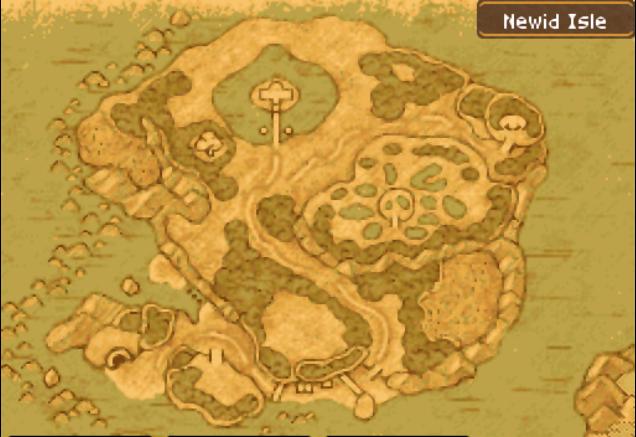 Newid Isle Dragon Quest Wiki Fandom Powered By Wikia
