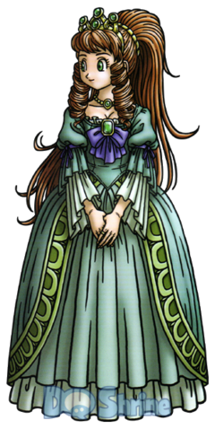 File:DQIX - Princess Simona.png