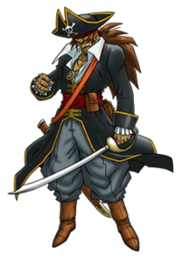 DQVIII - Captain crow