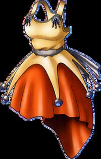 DQVIII - Magical skirt