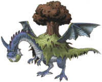DQX - Elder dragon