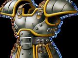 Iron armour