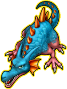 DQMBRV - Blue dragon v.2