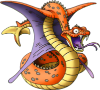 DQIX - Sail serpent