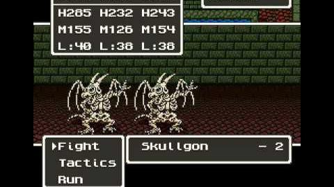 SNES Longplay 209 Dragon Quest V (part 08 of 10)