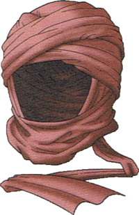 DQIX - Thief's turban