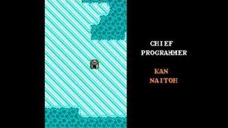 Dragon Warrior III NES Ending and Credits
