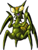 DQVII3DS - Slaying mantis