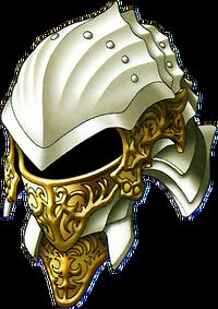 DQVIII - Platinum headgear