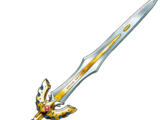 Erdrick's sword