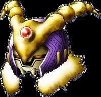 DQVIII - Hades' helm