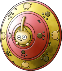 DQVIII - Kitty shield