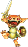 DQXI - Gleeful grublin
