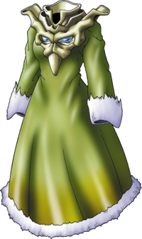 DQVIII - Dragon robe
