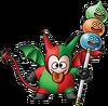 DQVIII3DS - Morrie devil