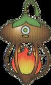 DQXI - Leafy lampling