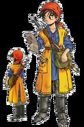 DQVIII - Hero v.2