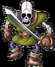 DQVIII - Skeleton soldier