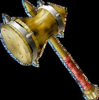 DQVIII - Giant mallet