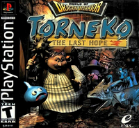 Torneko Box Art