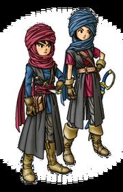 DQIX - Thief