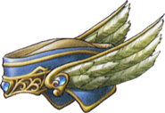 DQVII3DS - Hermes' hat