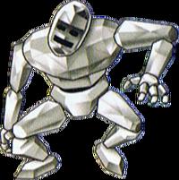 DQVII3DS - Diamond mannequin