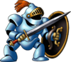 DQVIII - Restless armour