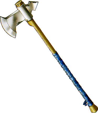 Iron axe dragon quest wiki fandom powered by wikia iron axe aloadofball Choice Image