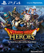 DQHEROES EU box art