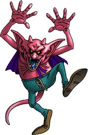 DQVIII - Dancing devil