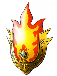 DQVIII - Flame shield