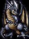 DQXI - Black dragon 2D