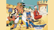 Dragon Quest Legend of the Hero Abel VOD banner 3