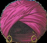 DQIX - Tricky turban