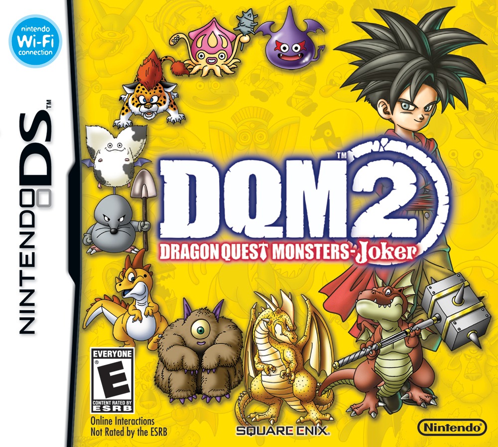 Dragon Quest Monsters: Joker 2 | Dragon Quest Wiki | FANDOM powered