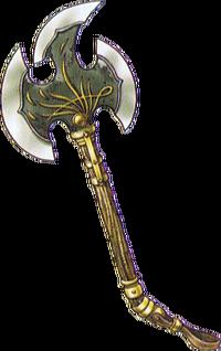 DQVII3DS - Battle axe