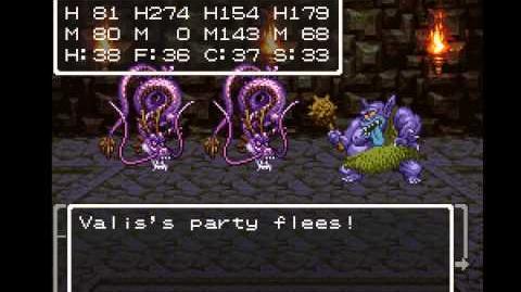 SNES Longplay 205 Dragon Quest III (part 6 of 7)