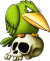 DQIII - Raven lunatic