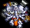 DQXI - Evil ganesha 2D