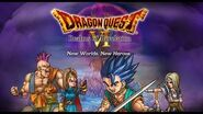 DRAGON QUEST VI IOS ANDROID GAMEPLAY TRAILER
