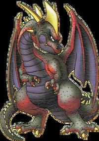 DQX - Regnade dragon