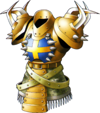 DQVIII - Spiked armour