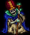DQXI - Shadow minister 2D