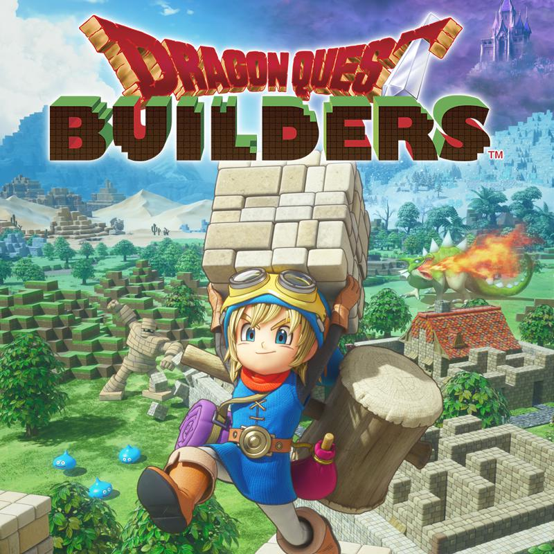 Dragon Quest Wikipedia: Dragon Quest Builders