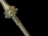 Metal slime spear