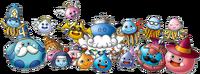 DQMJ2PRO - Slime gang