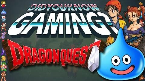 Dragon Quest - Did You Know Gaming? Feat