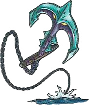DQVIII - Foul anchor